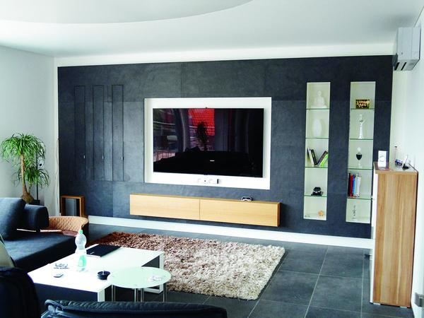 wandschrank wohnzimmer einrichtung privatkunden innenausbau tischlerei